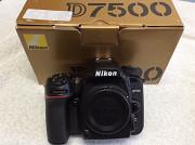 Nikon D7500 Цифровая зеркальная фотокамера (только корпус) Москва