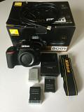 Nikon D5600 Цифровая зеркальная фотокамера (только корпус) Москва