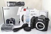 Pentax k-1 Цифровая зеркальная фотокамера (только корпус) Москва