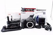 Canon EOS 7D Mark II DSLR Корпус камеры с комплектом для хранения Москва
