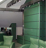 Гнутые декоративные компакт HPL пластик угловые элементы для сложных поверхностей защиты углов стен Москва