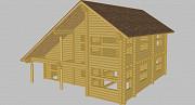 Проектирование деревянных домов от производителя Екатеринбург