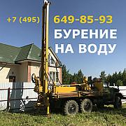 Бурение скважин на воду для частного дома (пластик нПВХ, ПНД, сталь) Москва