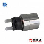 Клапан обратки тнвд 09500-534 электромагнитный Клапан остановки двигателя Fuzhou