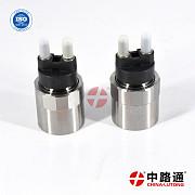 Соленоид форсунки 09500-550 Клапан электромагнитный отсечки топлива тнвд Fuzhou