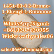 2-бром-1-фенил-1-бутанон CAS 1451-83-8 2-бром-4'-метилпропиофенон CAS 1451-82-7 в безопасной доставк Винница