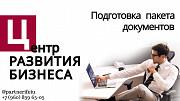 Подготовка пакета документов Тольятти