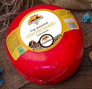 Российский с паприкой, твёрдый сыр, 50% жирности Днепропетровск