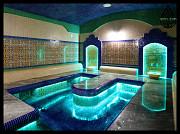 Декоративное освещение для Турецкой бани (Хамам) Алматы