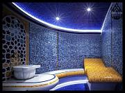 Светодиодное освещение для Турецкой бани (Хамам) Алматы