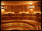 Основное освещение для бани Алматы