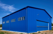 Пилорама металлоконструкция для: ангара, склада, пристройки, специализироанного склада для хранения Нижний Новгород