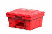 Ящик для песка 250 л с дозатором Тула