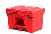 Ящик для песка 500 литров с дозатором Тула