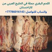 مؤسسة اللحوم من كازاخستان تبحث عن مؤسسات اللحوم في الخليج ال Алматы