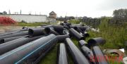 Покупаем трубные отходы ПЭНД. Новосибирск