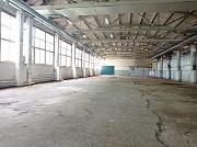 Сдается отапливаемое складское помещение площадью 1070 м2 Химки