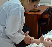 Детский массаж на дому Москва