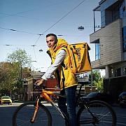 Курьер партнер сервиса Яндекс Еда Москва