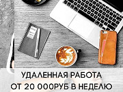 Менеджер по продажам в WhatsApp (удалённо, без опыта) Санкт-Петербург