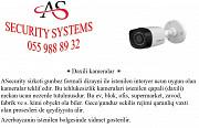 055 988 89 32 Nəzarət kameraları Баку
