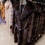 Говорящий купон для скидки на меховые изделия. Красноярск