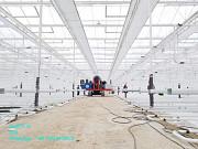 Станок для производства тепличных лотков Москва