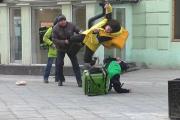 Курьер Яндекс Еда. Москва