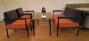 Стол, диван и 2 кресла Tallinn