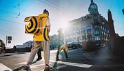 Яндекс Еда в поисках команды курьеров Санкт-Петербург