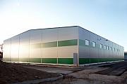 Построить помещение из сэндвич панелей, ангары, склады, Украина Киев